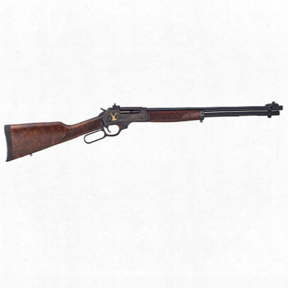 "Henry 30-30 Steel Wildlife Edition, Lever Action, .30-30 Winchester, 20"" Barrel, 5 Rounds, 5 Round Capacity"