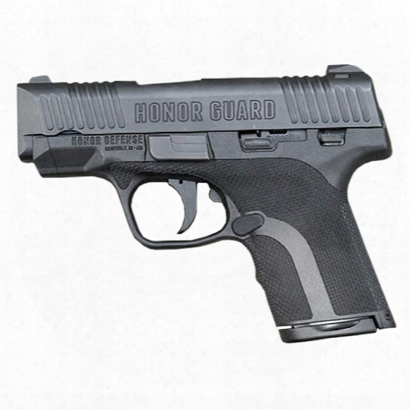 "Honor Guard Subcompact, Semi-automatic, 9mm, 3.2"" Barrel, 7+1 & 8+1 Rounds"