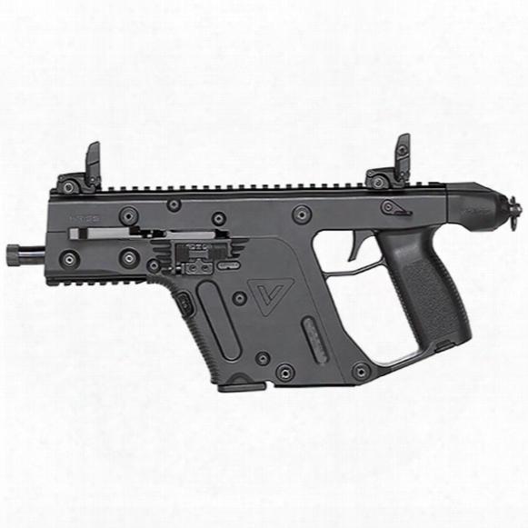 "Kriss Vector Gen Ii Sdp Pistol, Semi-automatic, 9mm, 5.5"" Barrel, 17+1 Rounds"