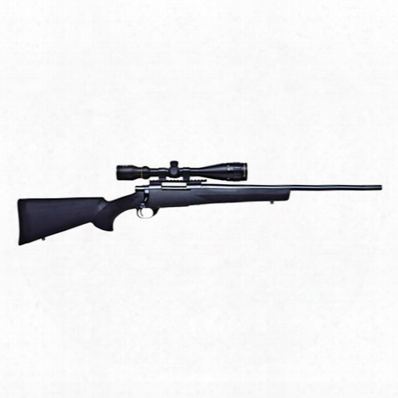 Lsi Howa Gameking, Bolt, 7mm-08 Remington, Nikko Stirling 3.5-10x44mm Scope, 5 Rounds, 5+1