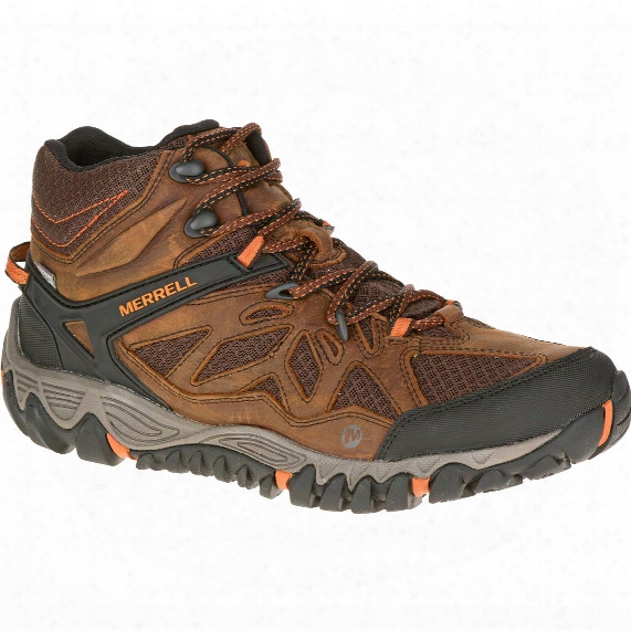 Merrell Men's All Out Blaze Vent Mid Waterproof Hiking Shoes