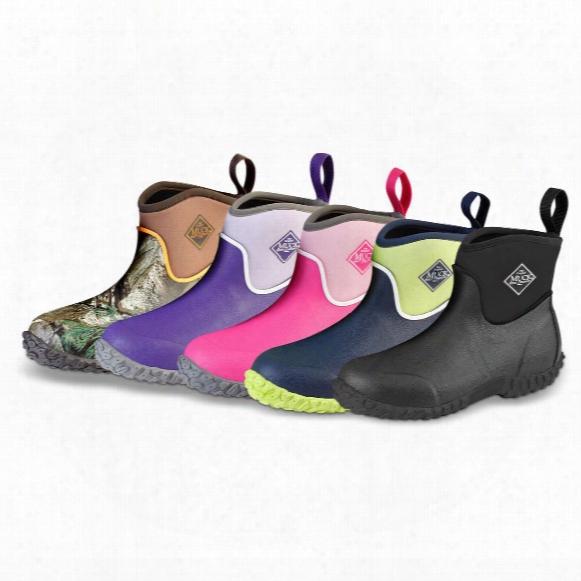 Muck Boot Kids' Muckster Ii Ankle Waterproof Boots