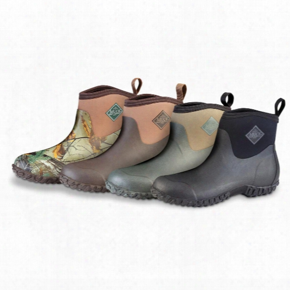 Muck Boot Men's Muckster Ii Ankle Waterproof Boots