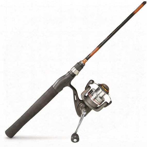 Quantum Bill Dance Select Rod And Reel Spinning Combo