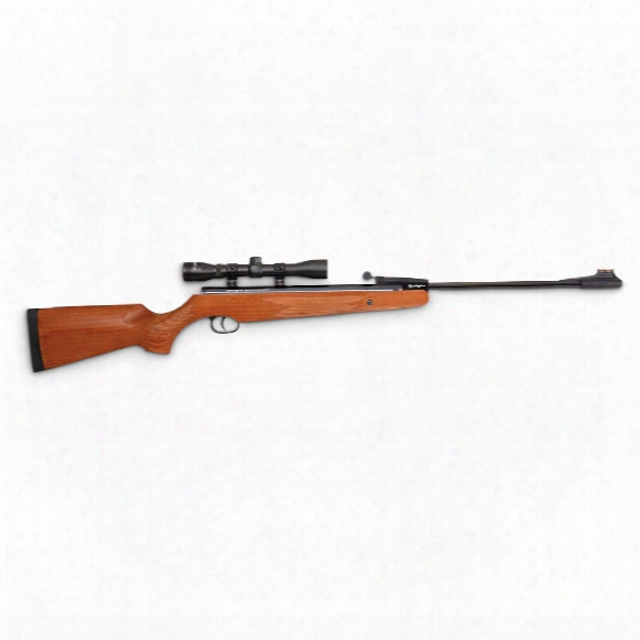 "Remington Express Spring Piston Break Barrel Air Rifle, .177 Caliber, 19"" Barrel, 4x32mm Scope"