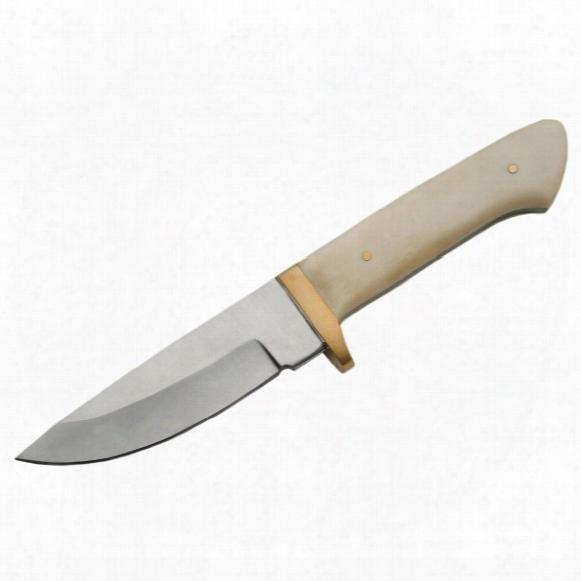 """Rite Edge Bone Whitetail Skinner Knife, 3.75""""blade"""