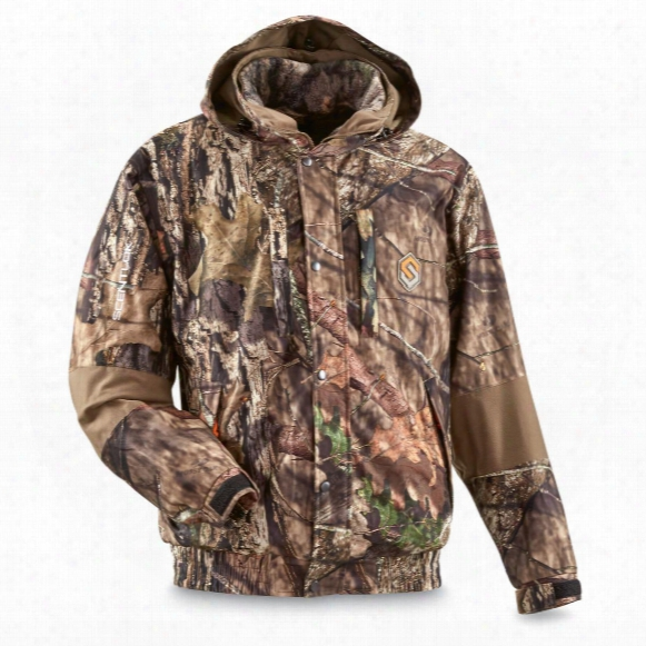 Scentlok Men's Devoid Of Warmth  Blooded 3-in-1 Hunting Jacket