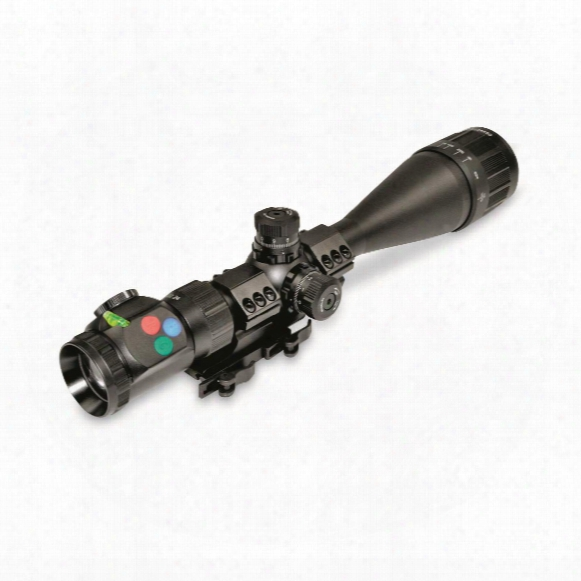 Sniper Eagle Series 6-24x50mm Ao Precision Rifle Scope