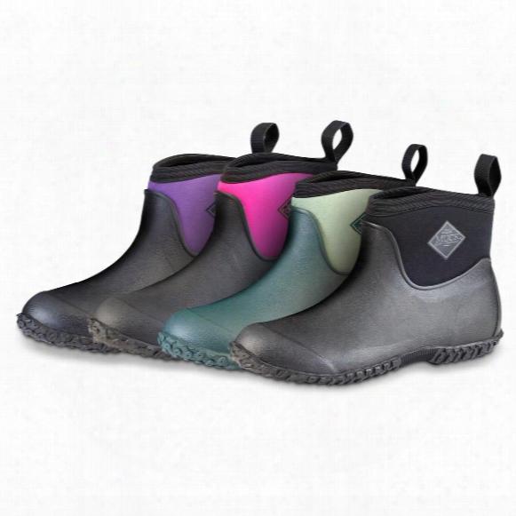 The Original Muck Boot Company Women's Muckster Ii Boots, Waterproof, Ankle