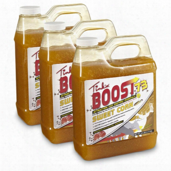 Tink's Boost 73 Deer Attractant, Sweet Corn, 14.4 Lbs.