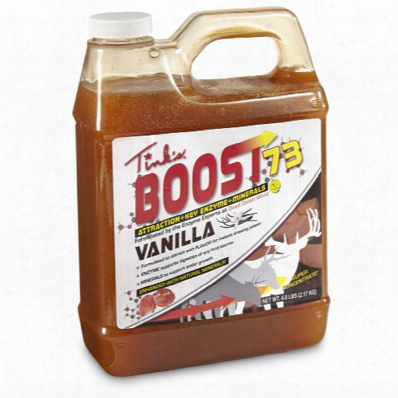 Tink's Boost 73 Deer Attractant, Vanilla, 4.8 Lbs.