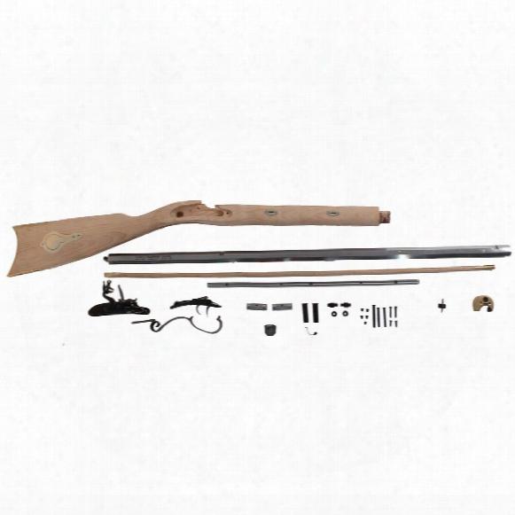 Traditions Mountain Rifle Flintlock .50 Caliber Build It Yourself Muzzleloader Kit