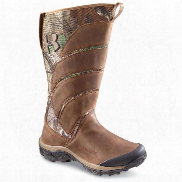 Under Armour Men's Atrox Side-lace Waterproof Snake Boots