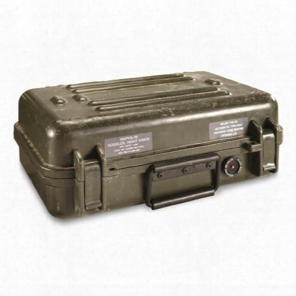 U.s. Military Surplus Night Vision Goggle Case, New