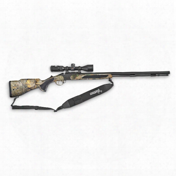 Vortek Strikerfire, .50 Caliber, Muzzleloader With Crush Package