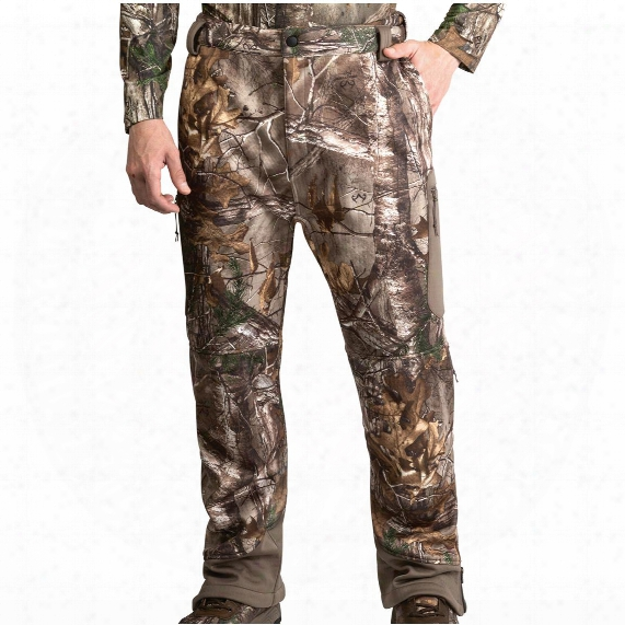 Walls Men's 10x Lock Down Softshell Hunting Pants With Scentrex