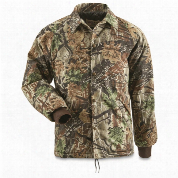 Westmark Usa Men's Superflauge Camo Hunting Jacket