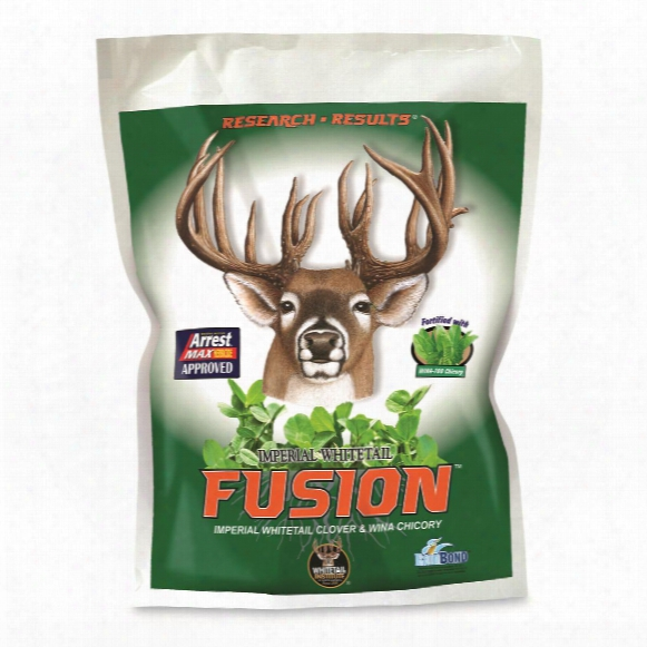 Whitetail Institute Imperial Whitetail Fusion Food Plot Seed, 9.25-lb