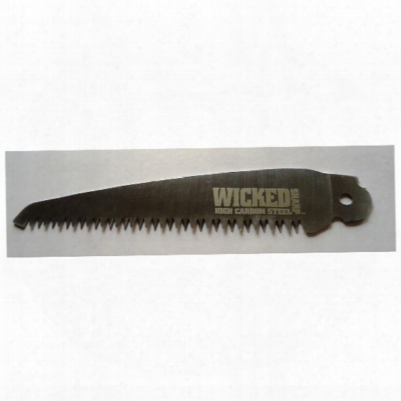 Wicked Tree Gear Wicked Tough Hand Saw Replacement Blade