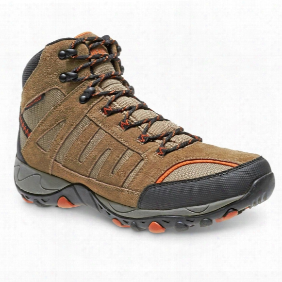 Wolverine Men's Grayling Mid Waterproof Hiking Boots