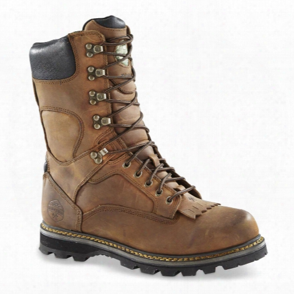 """Wood N' Stream Men's 10"""" Elx Pursuit Insulated Hunting Boots, 200 Gram"""
