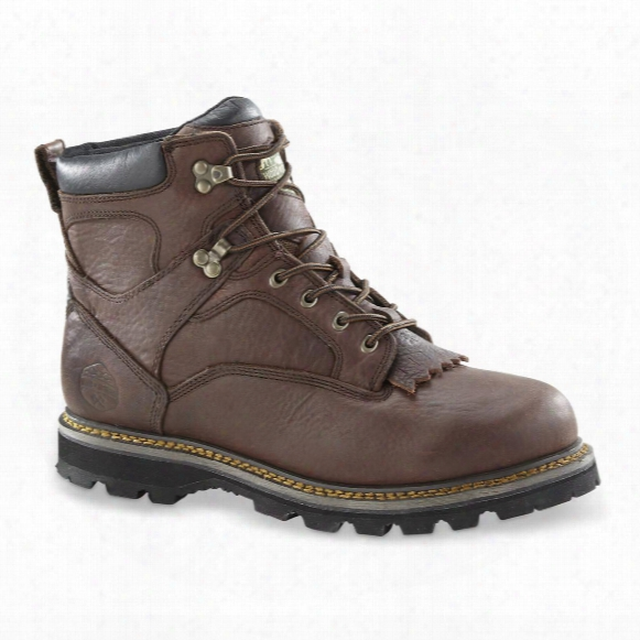 "Wood N' Stream Men's 6"" Elx Pursuit Hunting Boots"
