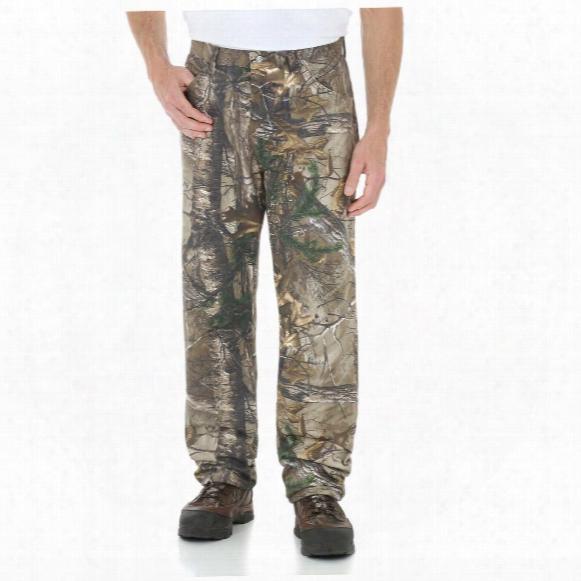 Wrangler Progear Men's Camo Jeans, 5 Pockets