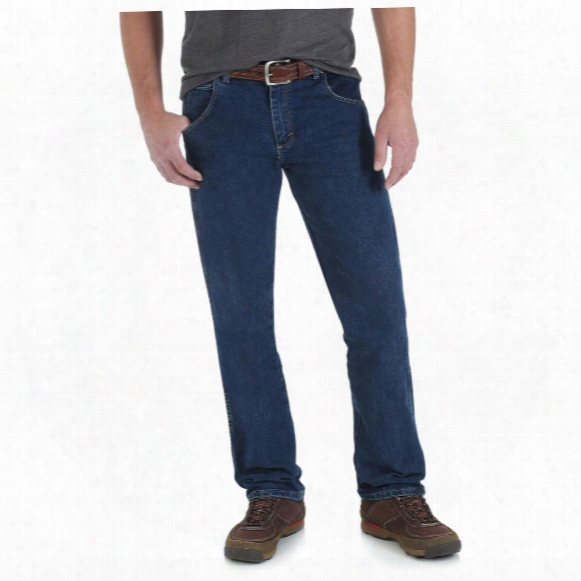 Wrangler Rugged Wear Men's Regular Fit Jean