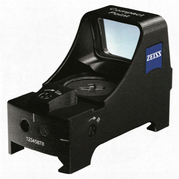 Zeiss Victory Compact Point Standard Red Dot Reflex Sight, Waterproof