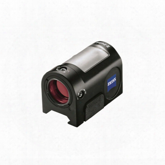 Zeiss Victory Z-point Red Dot Reflex Sight With Picatinny Mount