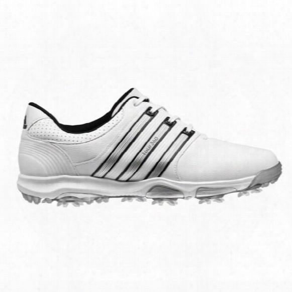Adidas Tour 360 X Men's Shoes - White/silver/black