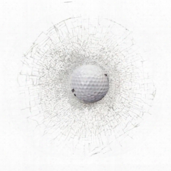 Bad Day Golf Ball Decal