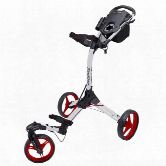 Bag Boy Tri-swivel Ii Push Cart - Prior Generation