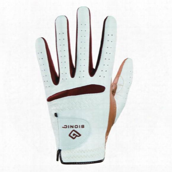 Bionic Ldies Relaxgrip Caramel Palm Golf Glove