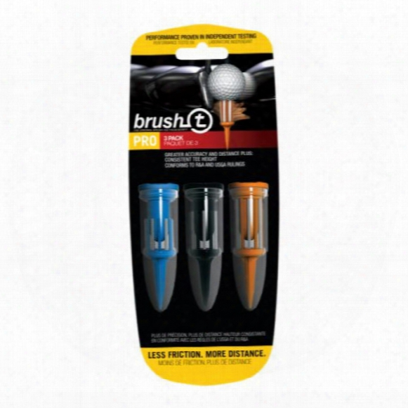 Brush-t Combo Golf Tees