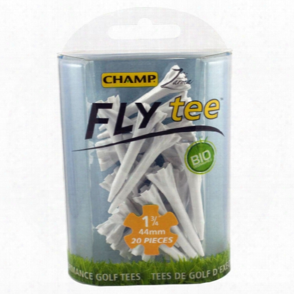 "Champ Zarma 1 3/4"" Flytee Golf Tees -  20 Pack"