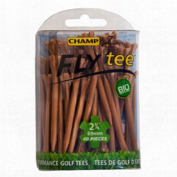 """Champ Zarma Flytee 2 3/4"""" Tees - 40 Pack"""