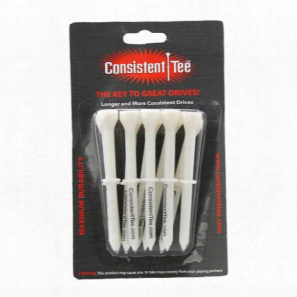 "Consistent Tee 3 1/4"" Golf Tees"