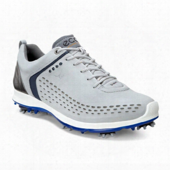 Ecco Men's Biom G 2 - Concrete/royal