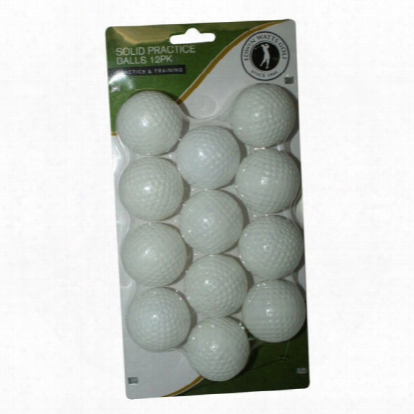 Edwin Watts Solid Practice Balls Training Aids