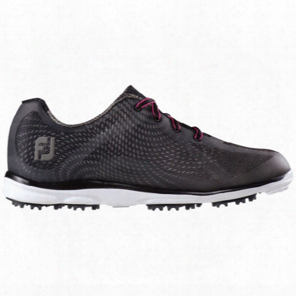 Fj Ladies Empower Shoes - Black/charcoal