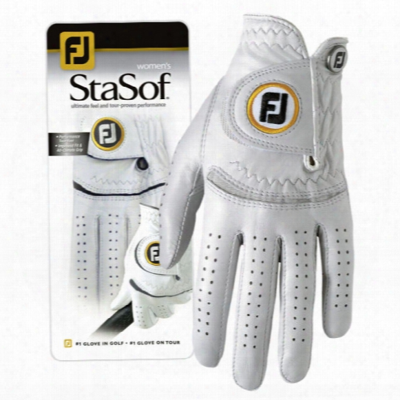 Fj Ladies Stasof Gloves