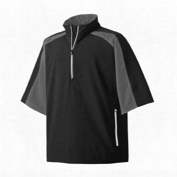 Fj Men's Short Sleeve Sport Windshirt