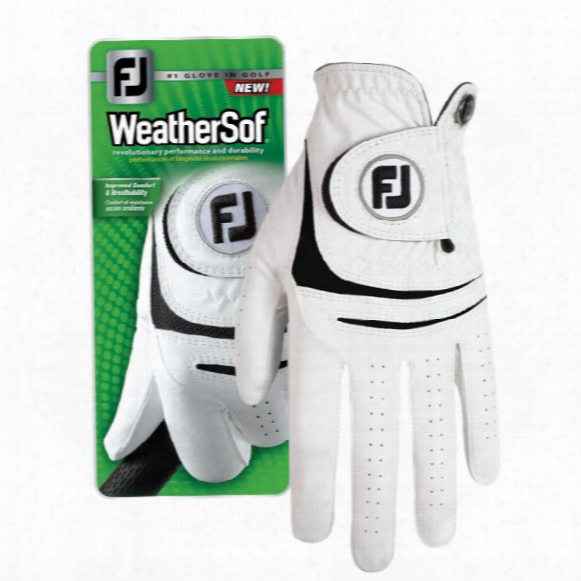 Fj Men's Weathersof Gloves 2-pack