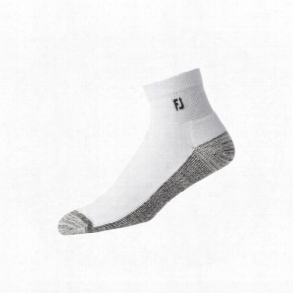 Fj Prodry Quarter Mens Socks