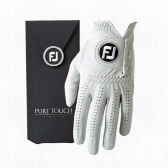 Fj Puretouch Mens Gloves