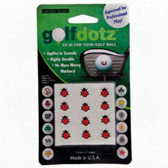 Golfdotz Ball Markers