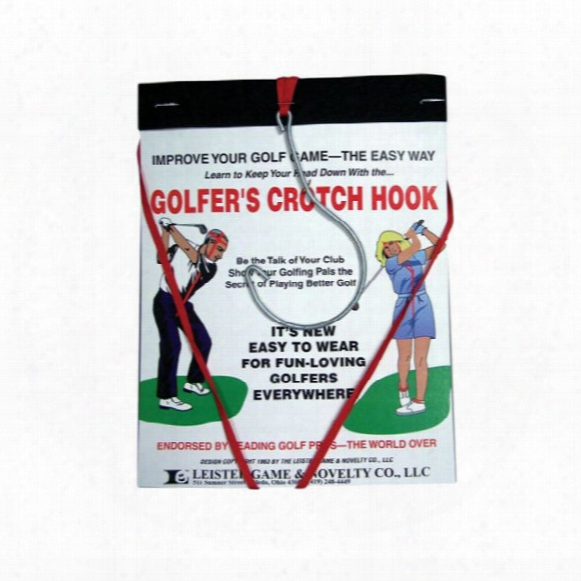 Golfer's Crotch Hook