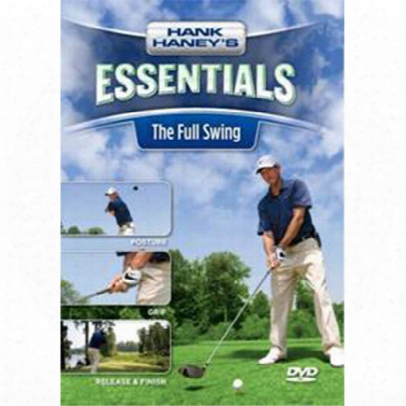 Hank Haney's Essentials: The Full Swing Dvd