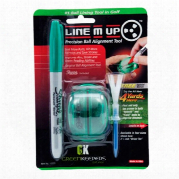Line M Up Ball Alignment System